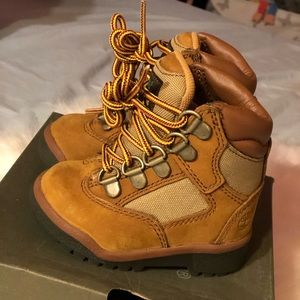 Toddler Timberland Field Boot